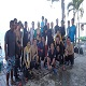 Planet Buddy Divers Group Visits Eagle Point Beach and Dive Resort!