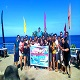 Convergys dope out the uncommon element at Eagle Point Resort Anilao Batangas Dive and Beach Resort!