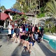 Batangas Resorts held Golden Donuts Team Building Event