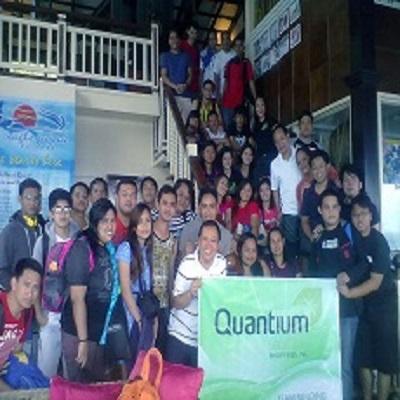 Beach Resort in Batangas: Team Building Venues: Quantium Philippines Inc. at Eagle Point Anilao Batangas Beach Resort