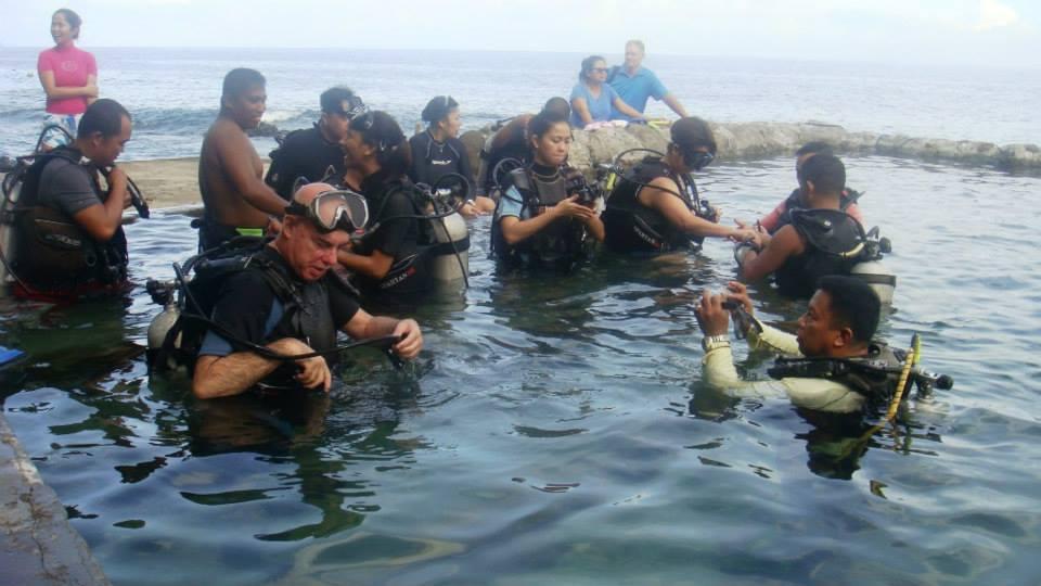 Diving Resort in Anilao