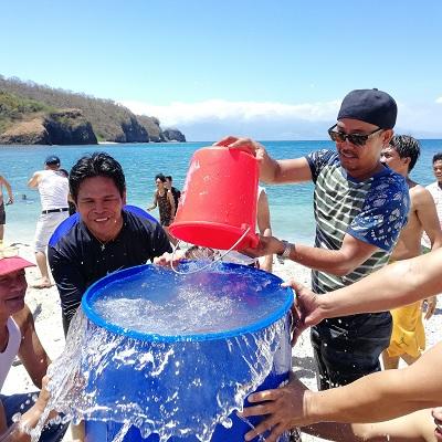 Beach in Batangas: Jgentech Enterprise Summer Outing 2018 in Batangas Beach Resort