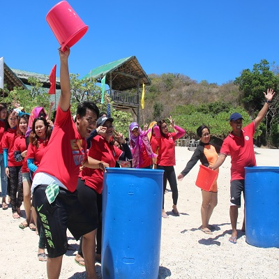 Beach in Batangas: Sta. Catalina Integrated High School Experienced Eagle Point Resort in Batangas