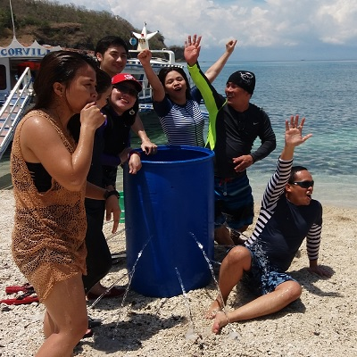 Beach in Batangas: Tokai Electronics Philippines, Inc People Clashed in One Day in Sepoc Beach Center