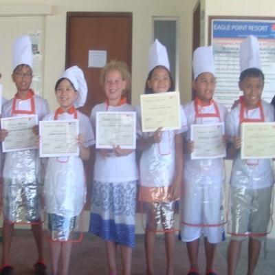 Batangas Beach Resort: Junior Master Chef- Eagle Point Resort Edition!