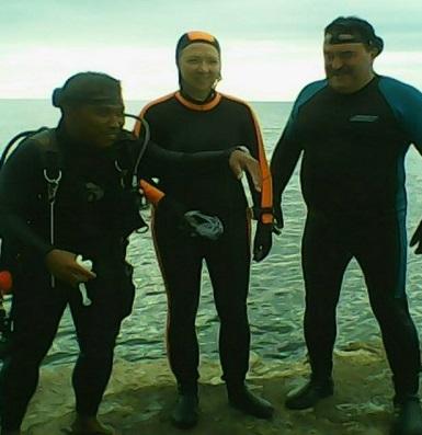 Beach Resort in Batangas: RU Divers at Eagle Point Beach and Dive Resort in Batangas!