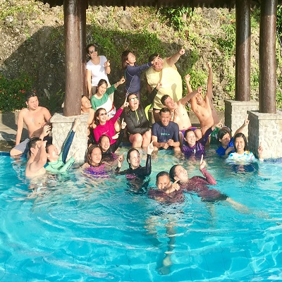 Batangas Beach Resorts: Metrobank Head Office had Another Happy Summer Story at Eagle Point Resort