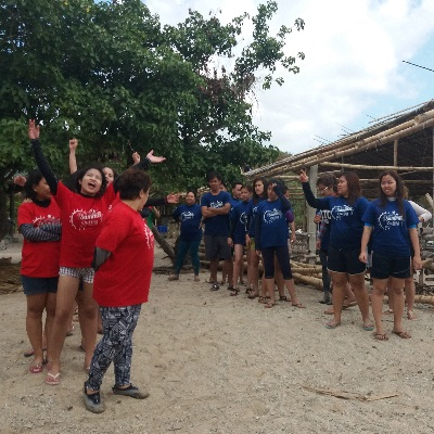 Beach Resort in Batangas: Another Fun-filled experience with Metrobank Trust Banking Group employees in Anilao Batangas