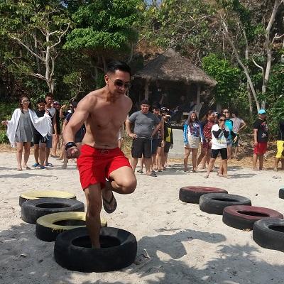 Batangas Beach Resort: TeamWorks Behavioral Therapy Inc. had a Blast at Eagle Point Resort
