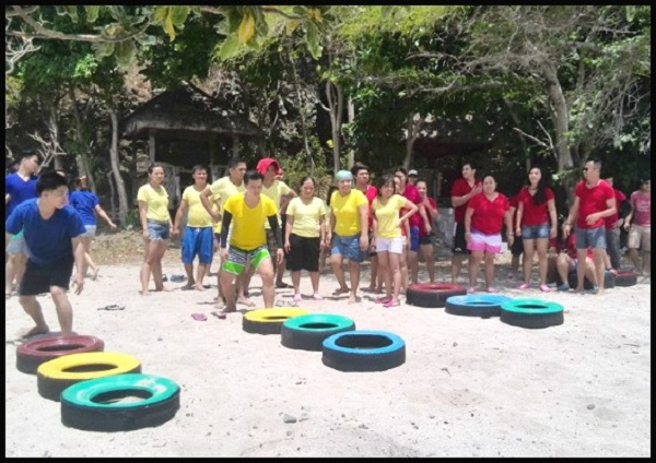 3. Obstacle relay 1