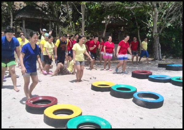 4. Obstacle relay 2