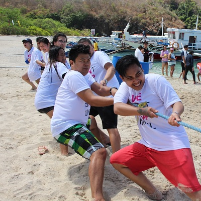 Beach in Batangas: Alorica Philippines 2018 Team Building in Batangas Beaches