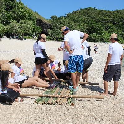 Batangas Beaches: Brother Philippines Goes to Bikini Bottom in Batangas Beach Resort